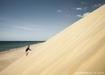AUS OCEARCH IMAGE 13 Chris explores fraser island sand dune